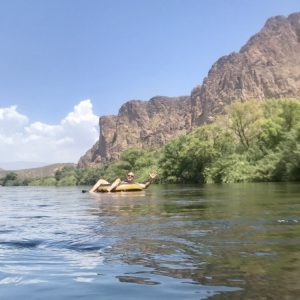Hello from the Salt River!