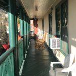 Copper Queen Hotel balcony