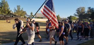 Build a Rucking Flagpole